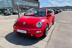 VW Beetle 115HK Cabr. 6g Aut.