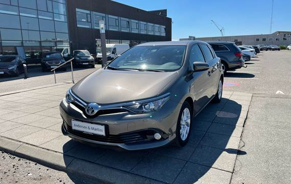 Toyota Auris B/EL H2 Comfort 136HK 5d Aut.