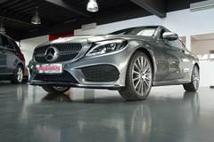Mercedes C250 d Coupe 9G AMG Line/ Navi / LED / Panorama
