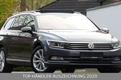 VW Passat Variant 2.0 TDI - 190 hk