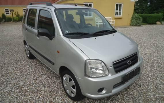 Suzuki Wagon R 1,3 Person bil