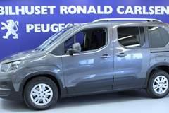Peugeot Rifter 1,5 BlueHDi 130 L1 Allure Pack