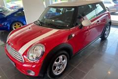 Mini Cooper 1,6 120