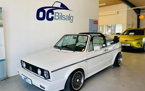 VW Golf II 1,6 CL
