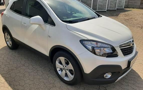 Opel Mokka 1,6 CDTi 136 Cosmo aut.