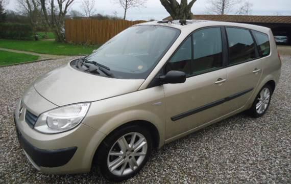 Renault Grand Scenic II 2,0 7 Personers