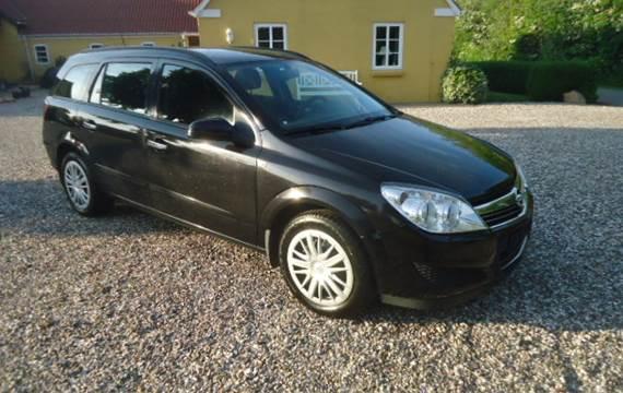 Opel Astra 1,9 Person bil
