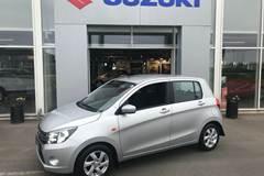 Suzuki Celerio 1,0 Dualjet Exclusive