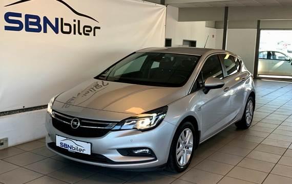 Opel Astra 1,6 CDTi 110 Innovation