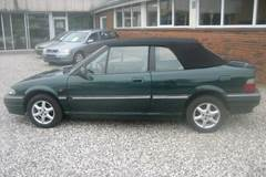 Rover 216 1,6 Cabriolet
