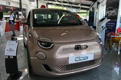 Fiat 500e 3+1 EL La Prima  4d Trinl. Gear