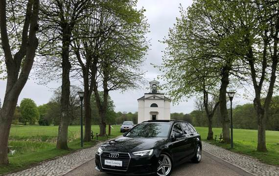 Audi A4 3,0 TDi 272 Sport Avant quattro Tiptr.