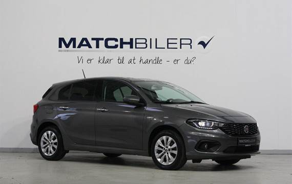 Fiat Tipo 1,4 T-Jet 120 Lounge