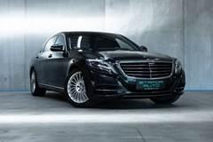 Mercedes S500 4,7 aut. lang