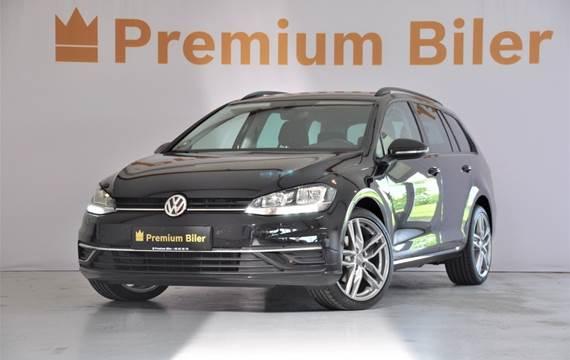 VW Golf VII 1,6 TDi 115 Comfortline Variant DSG