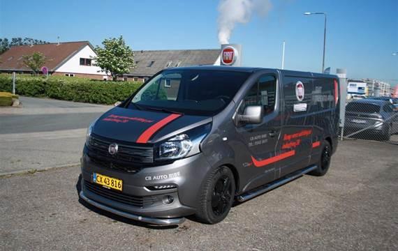 Fiat Talento 1,6 L2H1  MJT Professional Plus Navi  Van 6g