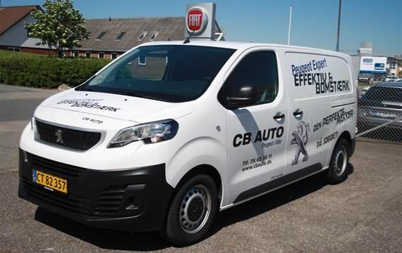 Peugeot Expert 2,0 L2  BlueHDi Plus EAT8  Van 8g Aut.