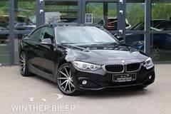 BMW 420d 2,0 Coupé Sport Line aut.