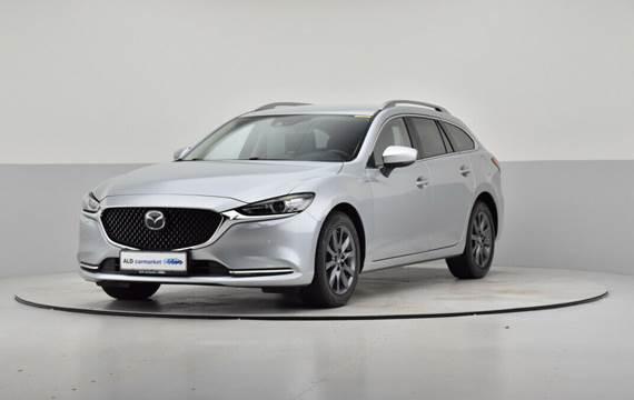 Mazda 6 2,0 SkyActiv-G 165 Premium stc. aut.