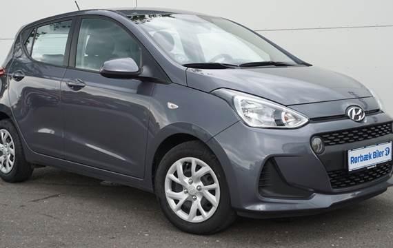 Hyundai i10 1,0 Touch