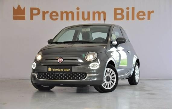 Fiat 500 1,2 Prince