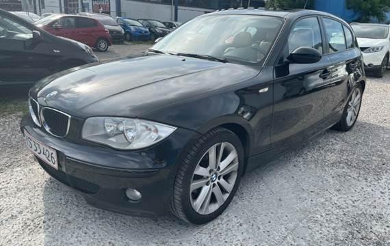 BMW 116i 1,6 Advantage
