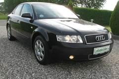 Audi A4 1,8 T 163