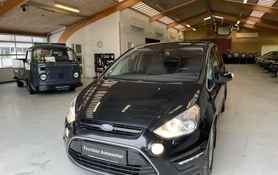 Ford S-MAX 2,0 TDCi 163 Titanium 7prs