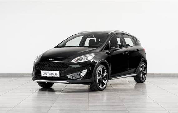 Ford Fiesta 1,0 EcoBoost Active  5d