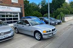 BMW 316i 1,9 aut.