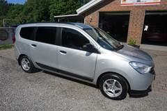 Dacia Lodgy 1,6 7 Sæder  16V Ambiance