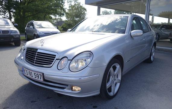 Mercedes E320 3,2 CDi Avantgarde aut.