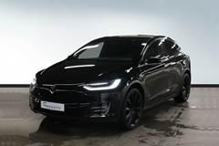 Tesla Model X Ludicrous Performance AWD