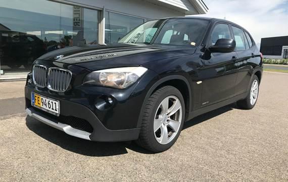 BMW X1 2,0 sDrive18i aut. Van