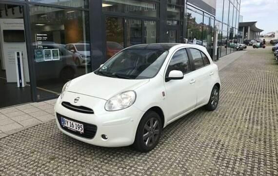 Nissan Micra 1,2 ELLE CVT