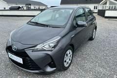 Toyota Yaris 1,5 Hybrid H2 Exclusive e-CVT Van
