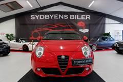 Alfa Romeo MiTo 1,4 TB 155 Distinctive