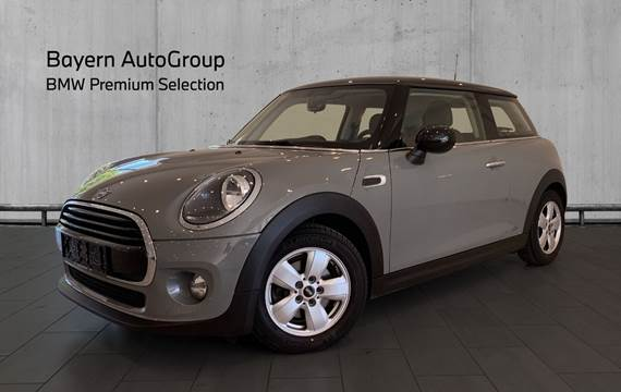 Mini Cooper 1,5 136 Connected Edition