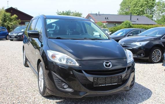 Mazda 5 2,0 Premium 7prs