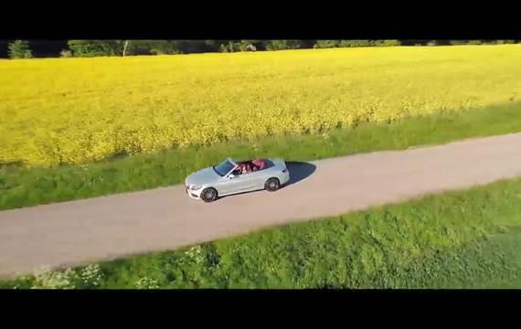 Mercedes C200 2,0 Cabriolet aut. 4Matic