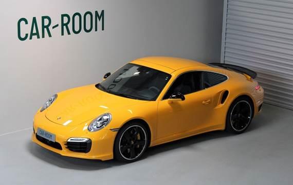 Porsche 911 Turbo S 3,8 Coupé PDK