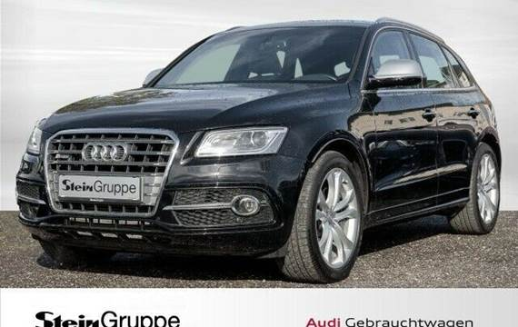 Audi SQ5 TDI S tronic competition quattro AHK