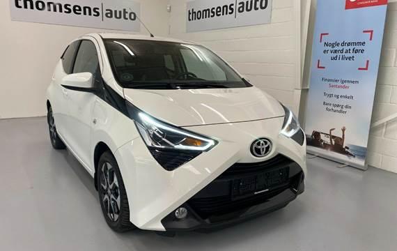 Toyota Aygo 1,0 VVT-i x-play Comfort