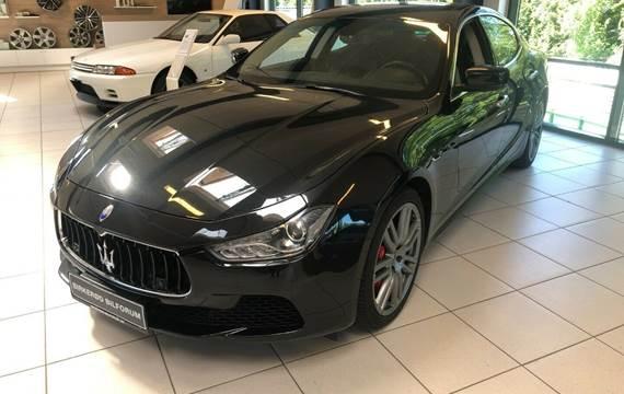 Maserati Ghibli 3,0 S Q4 aut.
