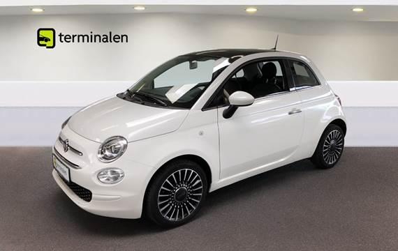 Fiat 500 0,9 TwinAir 80 White Edition