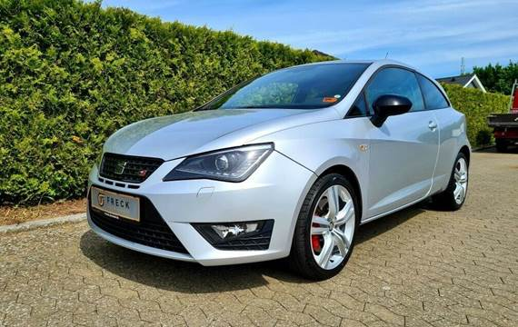 Seat Ibiza 1,8 TSi 192 Cupra SC