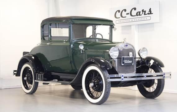 Ford A 3,3 Coupé