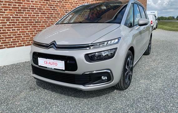 Citroën Grand C4 SpaceTourer 1,5 Blue HDi VIP EAT8  8g Aut.