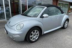 VW New Beetle 2,0 Highline Cabriolet