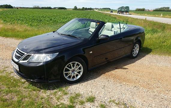 Saab 9-3 1,8 t Linear Cabriolet aut.
